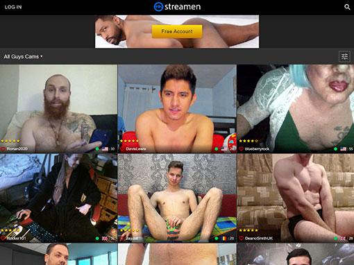 Streamen screenshot